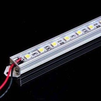 Slim 12V Waterproof LED Light Strips 6 - 18W Power Aluminum Body Material