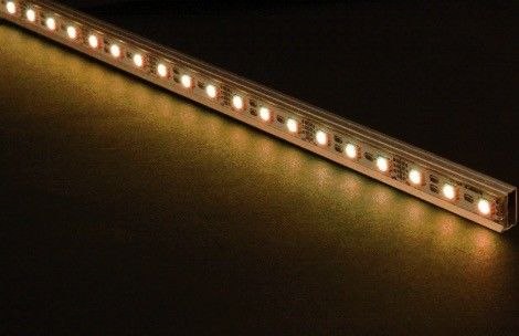 2835 / 3528 Dimmable LED Strip Light , 72 LEDs / M Dimmable RGB LED Strip